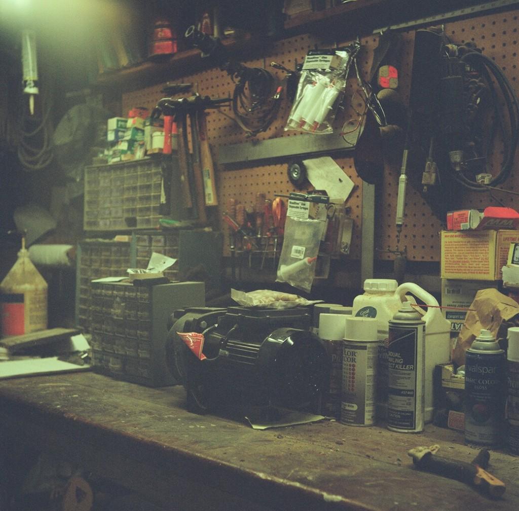 My Dad's Workshop